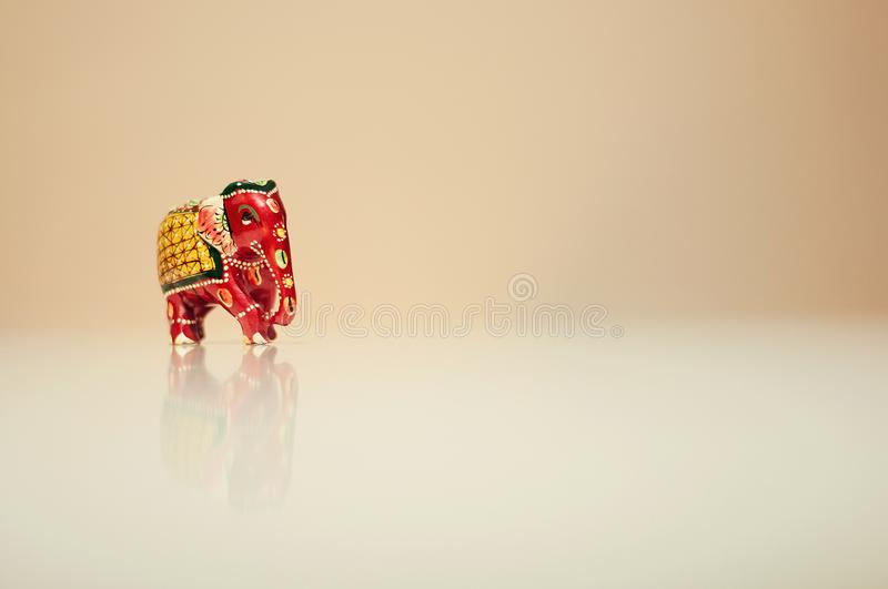 Indian Gift Elephant royalty free stock image