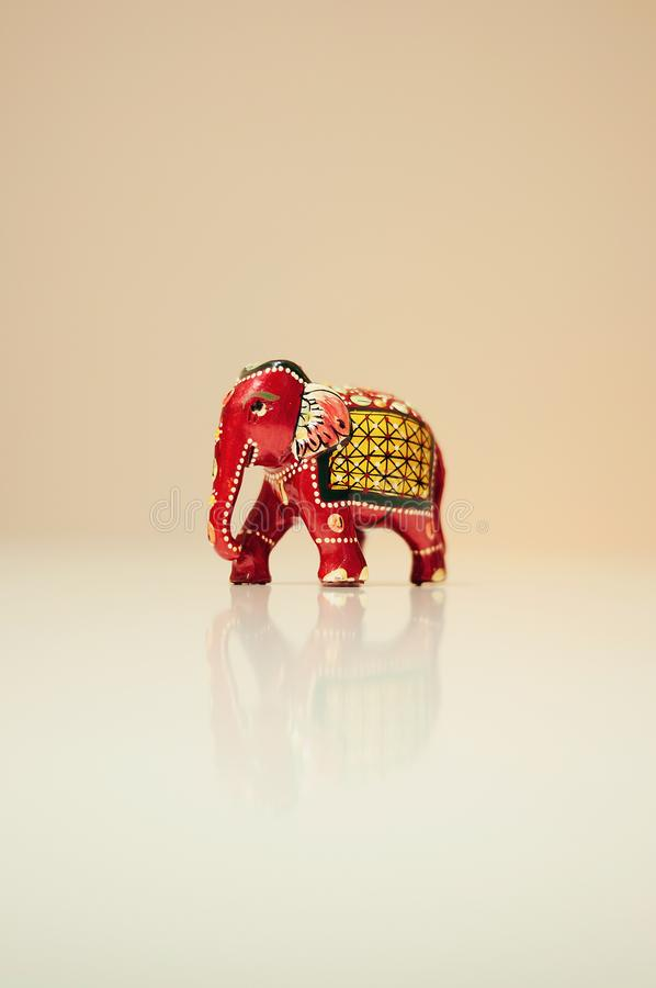 Indian Gift Elephant stock images