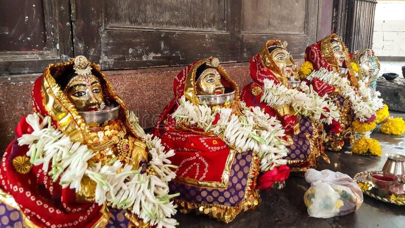 Indian Goddess stock photography