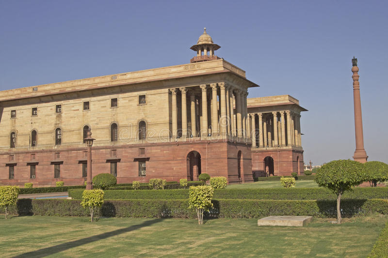 Download Indian Government stock image. Image of colonial, pillar - 12559853