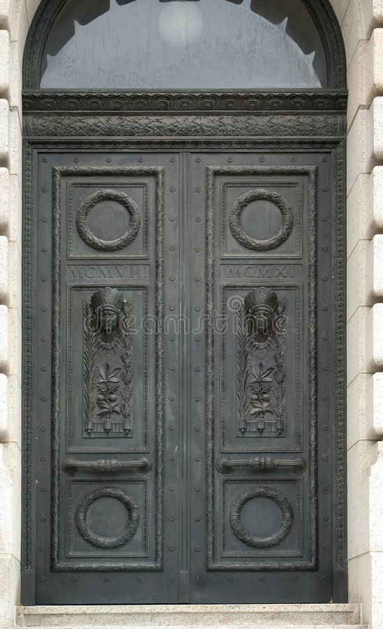 Download Indian Head Doors Royalty Free Stock Photos - Image: 17068