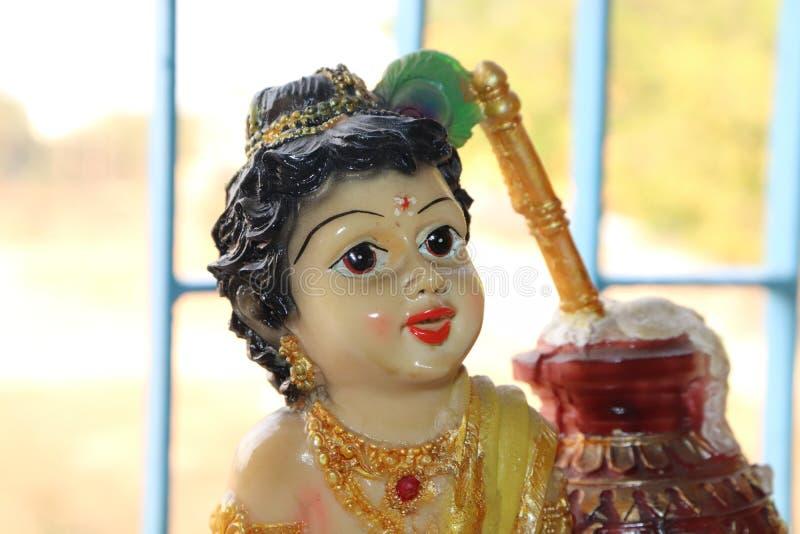 Lord Krishna royalty free stock image