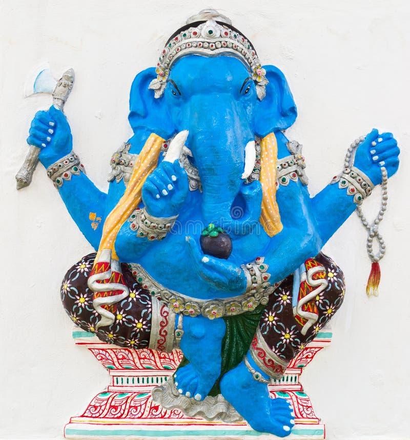 Download Indian Or Hindu God Named Ekdanta Ganapati Stock Photo - Image: 20836244