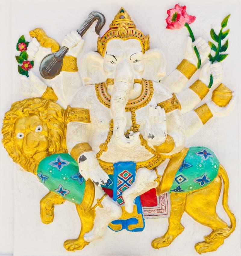 Download Indian Or Hindu God Named Singha Ganapati Stock Photo - Image: 20836124