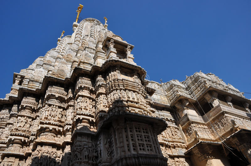 Indian hindu temple royalty free stock image