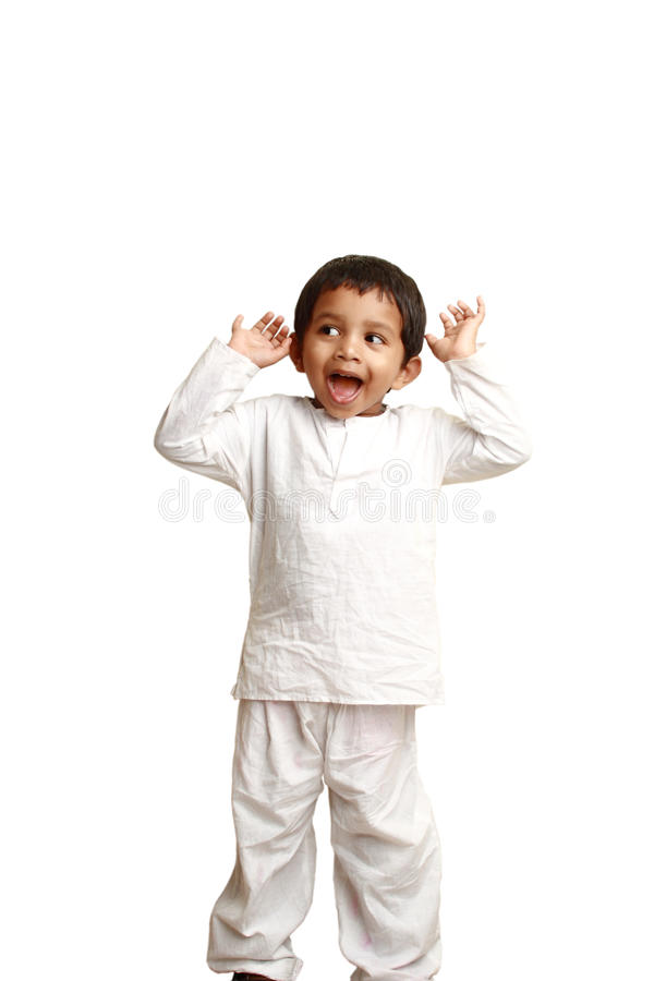 Download Indian Kid In Traditional Dress Stock Images - Image: 14936334