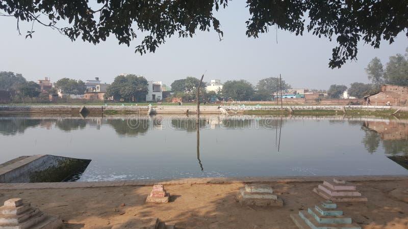 Indian lake royalty free stock images