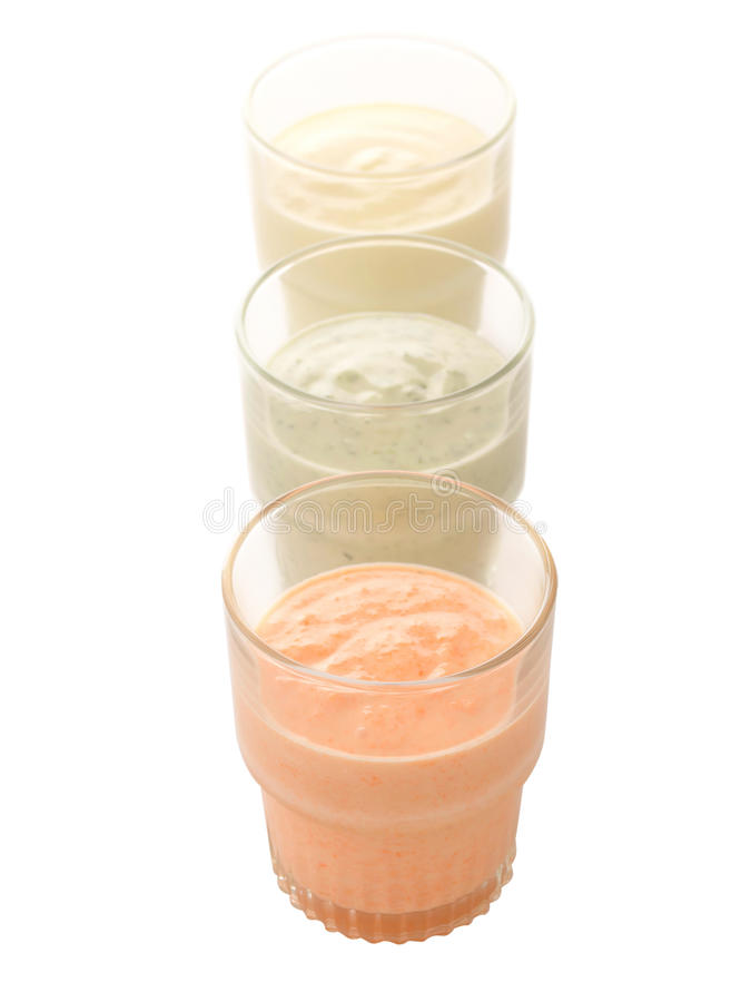 Indian Lassi Drinks Stock Image