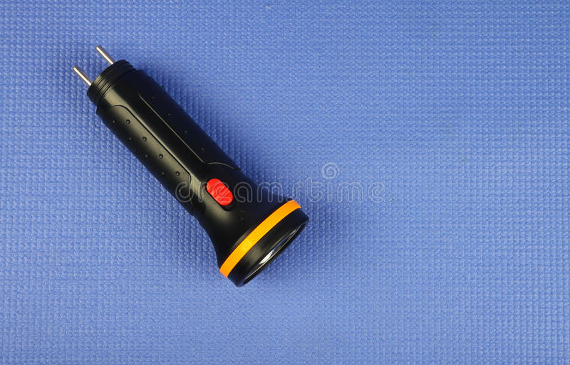 Indian made Torch light stock photos