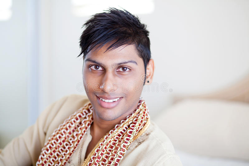 Download Indian man stock image. Image of cool, scarf, lighthearted - 23389317