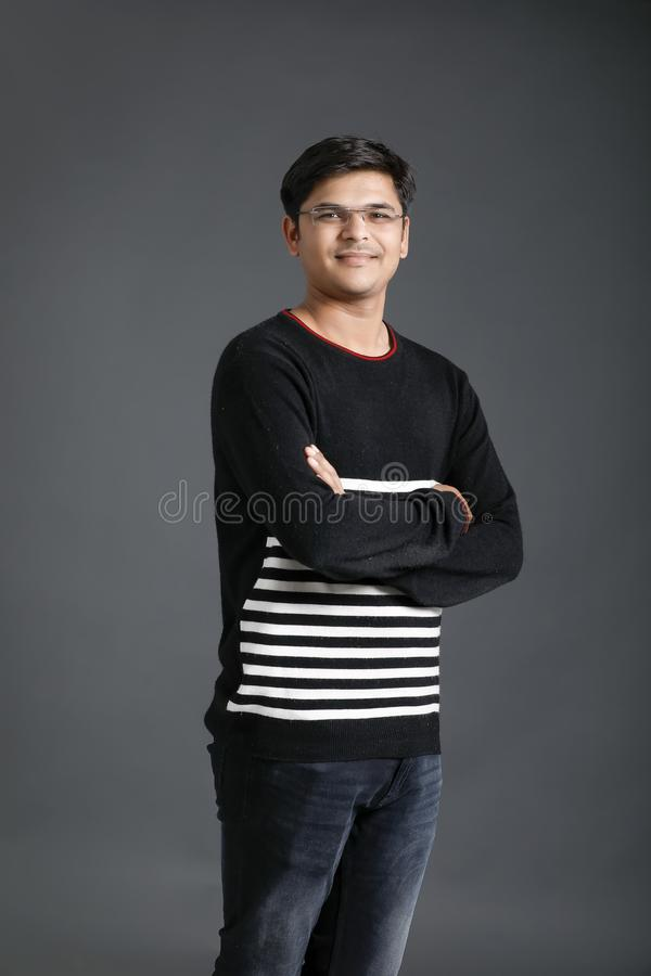 indian man young στοκ φωτογραφίες