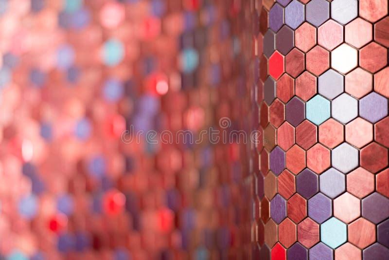 Indian mosaic stock photo