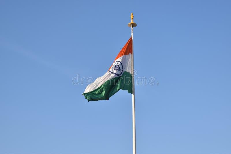 Indian national flag. stock photo