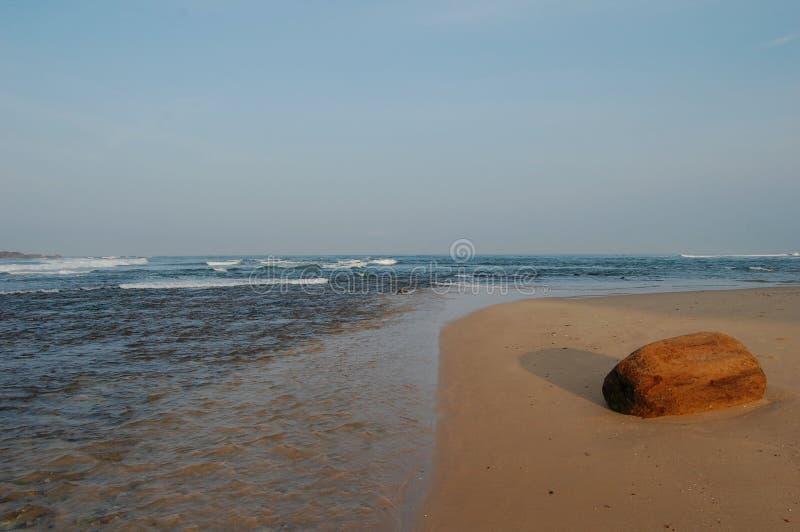 Indian Ocean Coast royalty free stock image