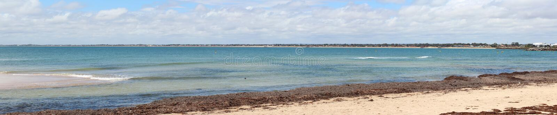 Download Indian Ocean Panorama  At Mandurah West Australia Stock Image - Image: 28100055
