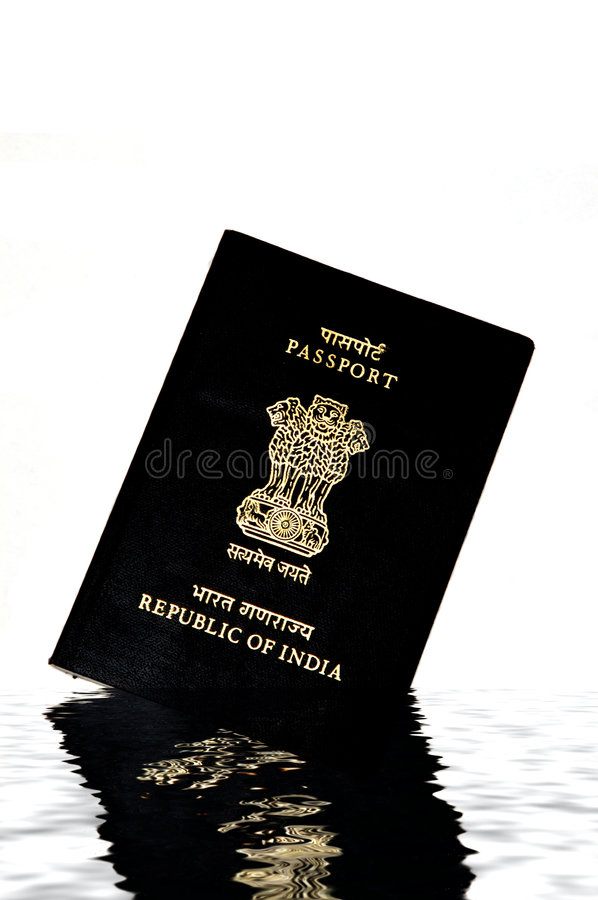 Download Indian Passport stock photo. Image of travel, white, tickets - 2674162
