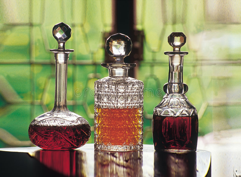 Indian Perfumes (Itra). These are the traditional perfumes of Avadh Region of India known as 'Itra ' used by the Mughal Kings and Nawabs royalty free stock images