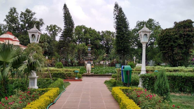 Elegant An Garden Called By Saheliyon Ki Baadi At Udaipur