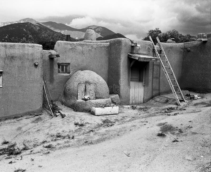 Download Indian Pueblo Homes editorial image. Image of indian - 25265495