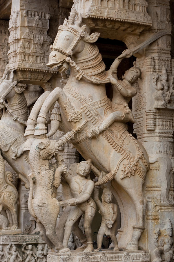 Download Indian sculpture stock photo. Image of history, india - 25453074