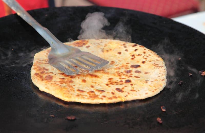 Indian street Food stock image