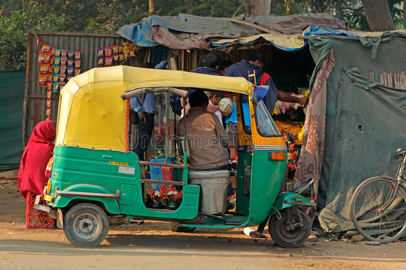 indian street vendors and a tuk tuk vehicle editorial stock photo image of asia informal. Black Bedroom Furniture Sets. Home Design Ideas