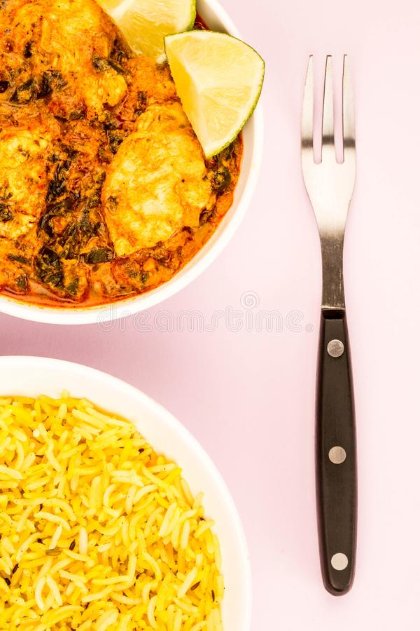 Indian style chicken saag masala curry stock image image of food download indian style chicken saag masala curry stock image image of food colorful forumfinder Images