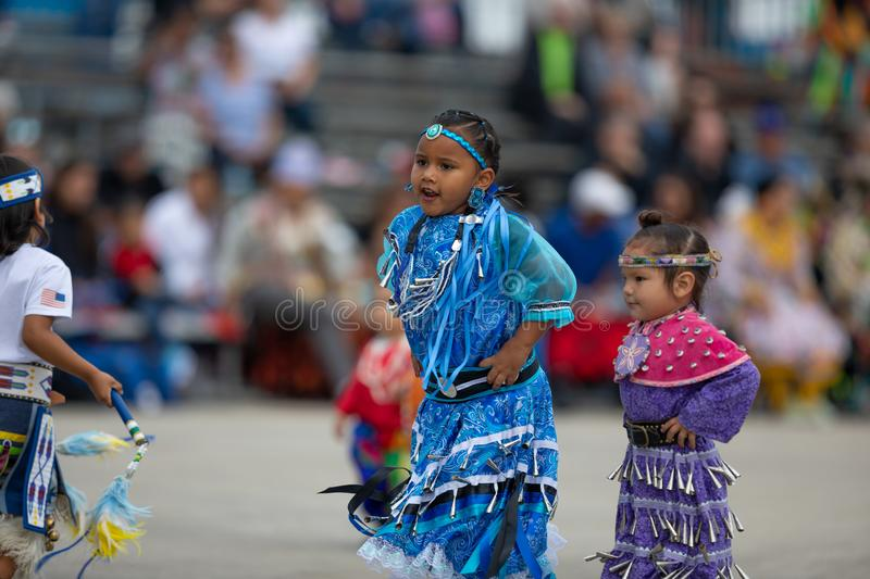 Indian Summer Festival royalty free stock image