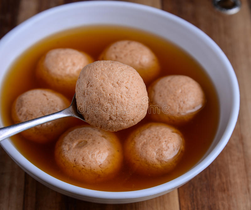 Indian sweet- Rassogulla stock photos