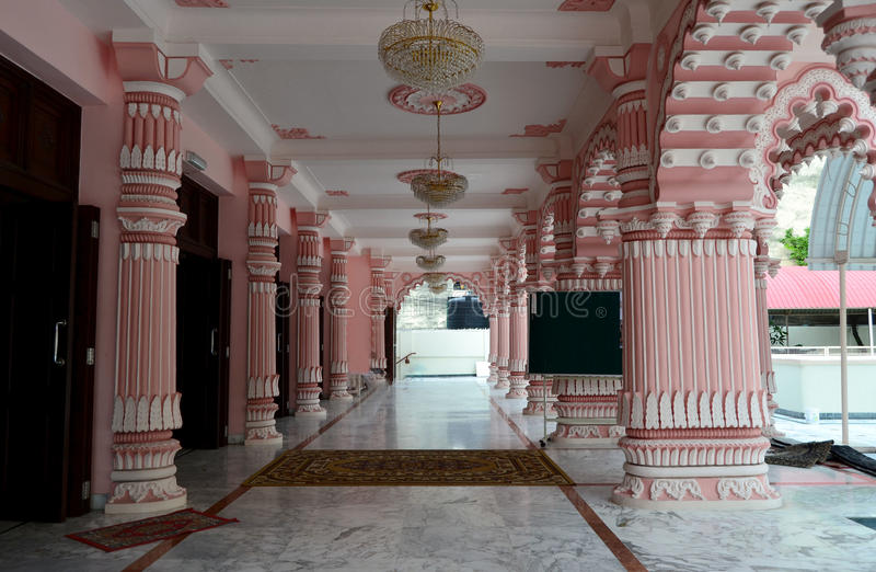 Download Indian temple stock photo. Image of salaam, photo, looking - 60066124