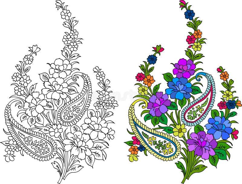 Download Indian Textile Motif Stock Photos - Image: 25786953