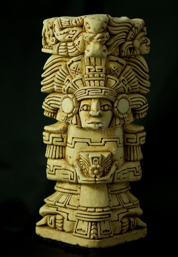 Indian totem stock photos