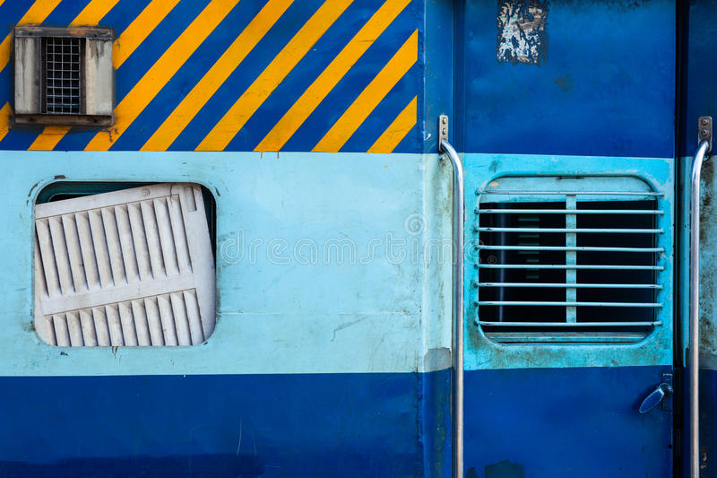 Download Indian Train Second Class Coach Stock Photo - Image: 27558322