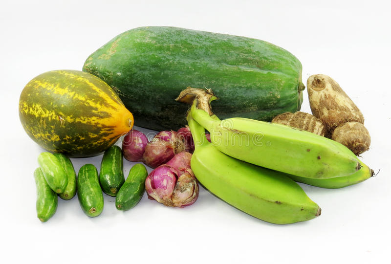 Indian vegetable royalty free stock photos
