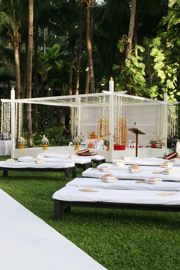 Indian wedding. royalty free stock image