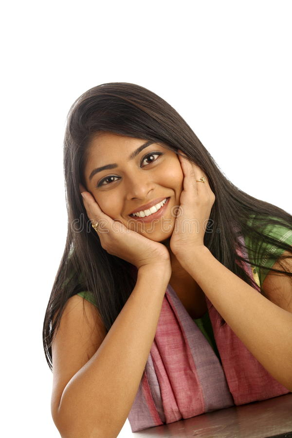 Download Indian Woman Stock Photography - Image: 15573302