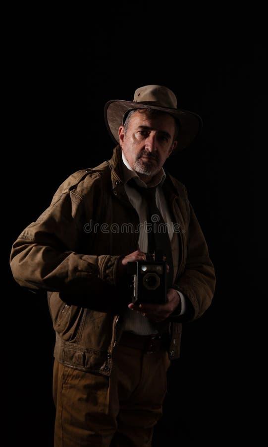 Indiana Jones zdjęcie stock