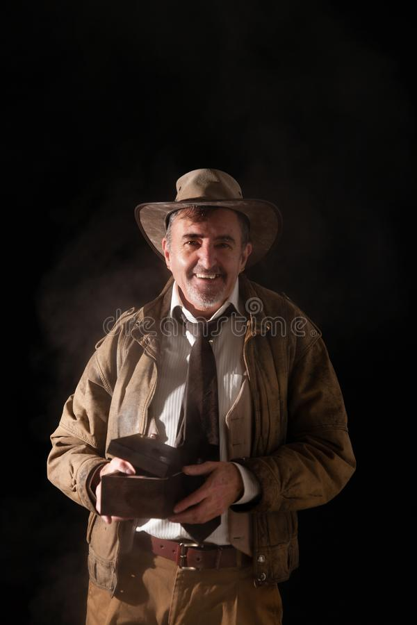 Indiana Jones zdjęcia royalty free