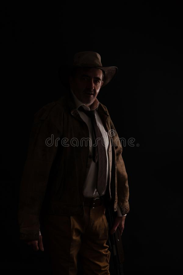 Indiana Jones obraz royalty free
