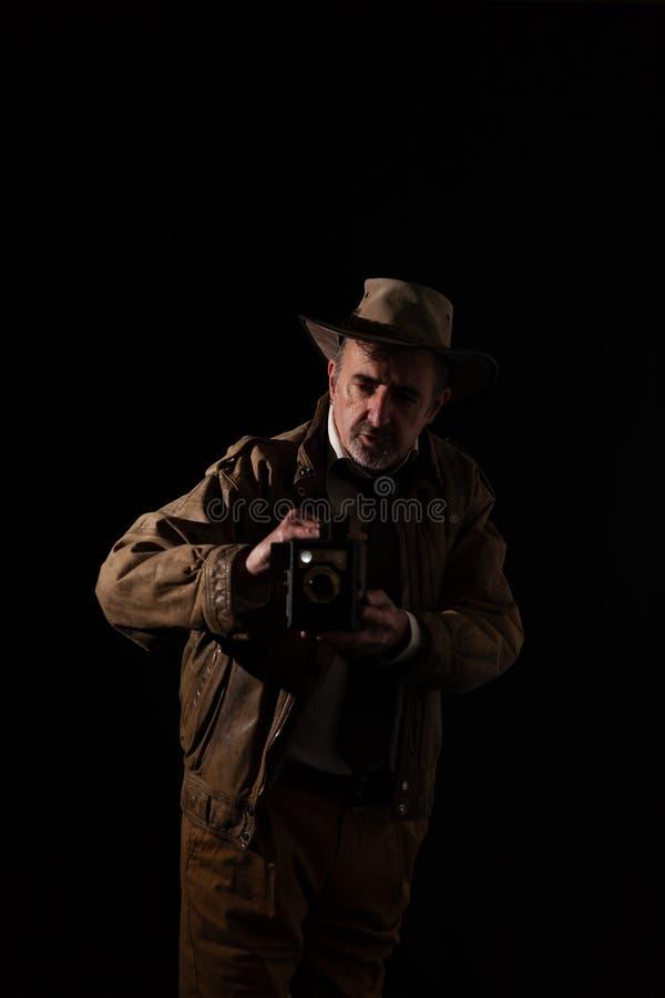 Indiana Jones obrazy stock