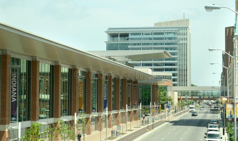 Indiana-Messegelaende, Indianapolis lizenzfreie stockbilder