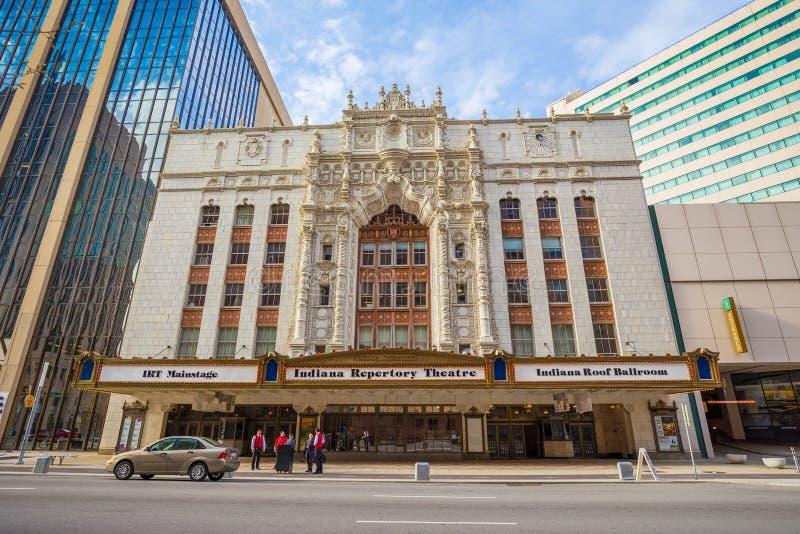 Indiana Repertory Theatre stockfotos