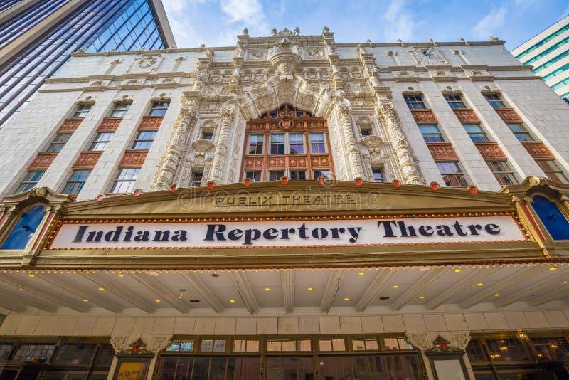 Indiana Repertory Theatre stockfoto