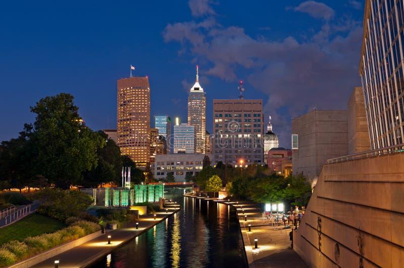 Indianapolis. stockfoto