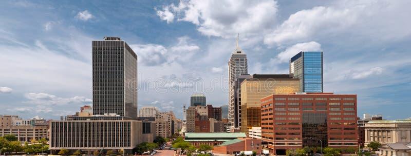 Indianapolis. lizenzfreies stockfoto