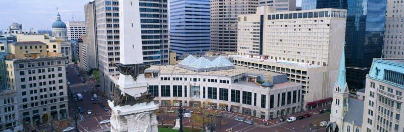 Indianapolis lizenzfreie stockfotografie