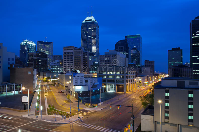 Indianapolis. royalty free stock images