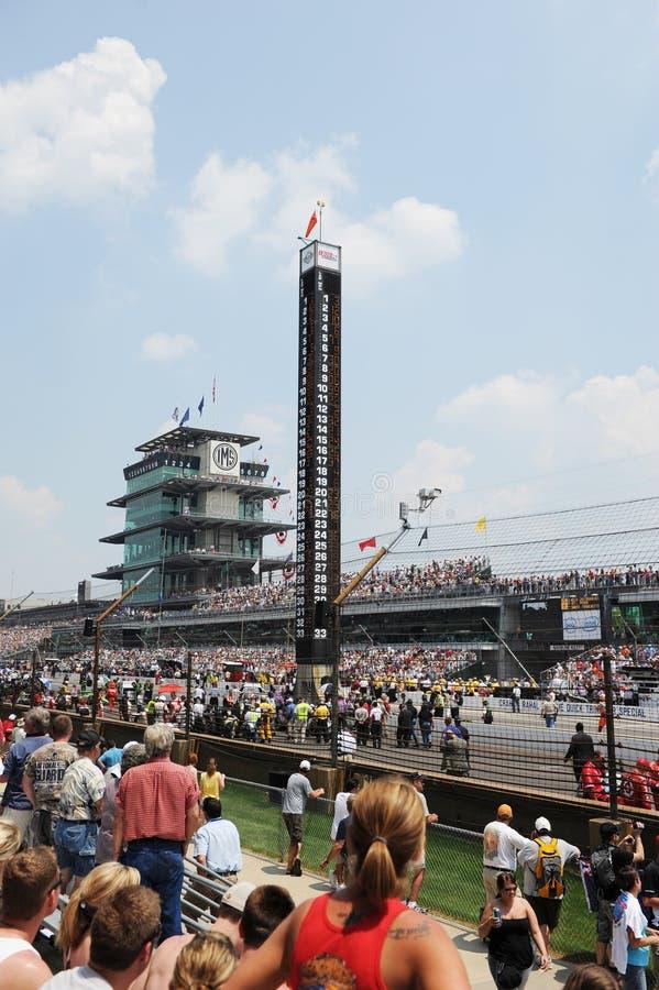 Indianapolis 500 lizenzfreie stockfotos