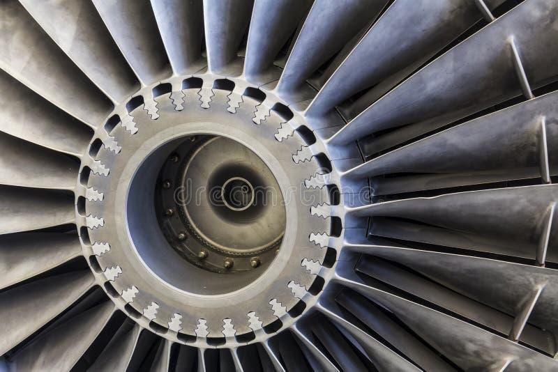 Indianapolis - Circa Januari 2017: Yttersida av ett Rolls Royce F402 Pegasus Jet Engine (b) arkivfoton