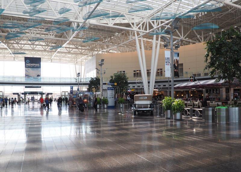 Indianapolis-Flughafen lizenzfreies stockfoto